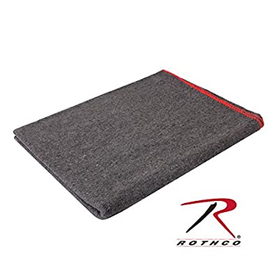 Grey 50% Wool Rescue Blanket