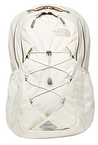 The North Face Women's Jester Backpack, Luxe Vintage White/Rose Gold, One Size