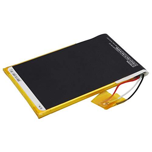 LIS1476MHPPC PRS-T3E como 1-853-104-11 . para eBook Reader Sony PRS-T3 PRS-T3S LIS1476 vhbw Bater/ía de pol/ímero de Litio 700mAh 3.7V SY6