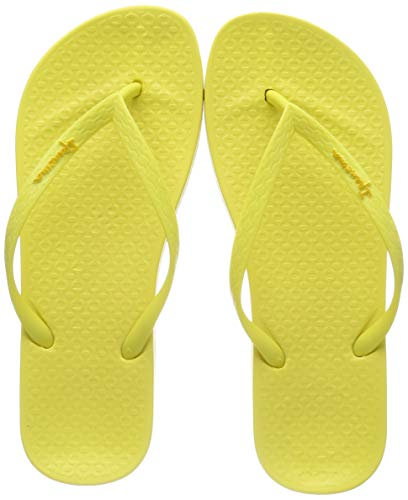 Ipanema Anat Colors Fem, Chanclas para Mujer, Multicolor Amarillo Claro 9130, 37 EU