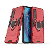 BeyondTop Case for Oppo Find X2 Pro Metal Ring Support