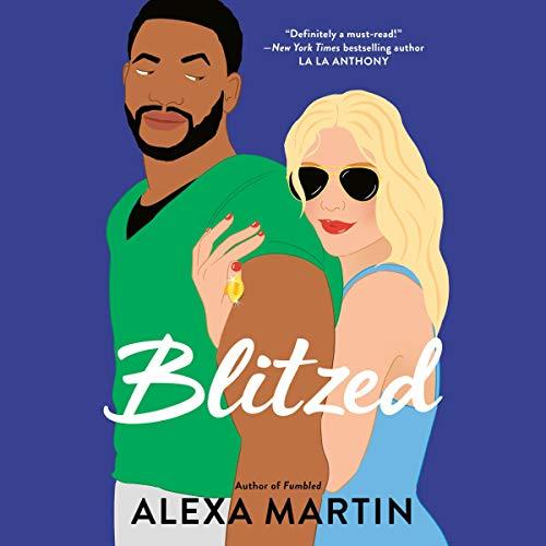Blitzed cover art