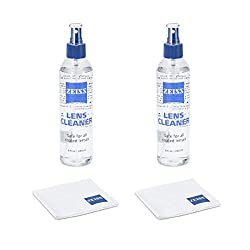 Zeiss Lens Care 2 Pack - Best Eyeglass Cleaning Cloth