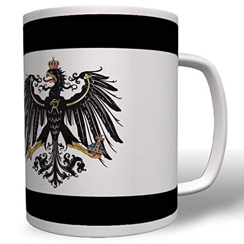 preußische Fahne Spätmittelalter Ostsee Pommern Polen Litauen Flag Tasse #16653