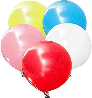 ゴム風船 選べる3色 180cm 装飾 パーティ お祝い 運動会 ジャイアントバルーン 特大 180cm,レッド 180cm,レッド...