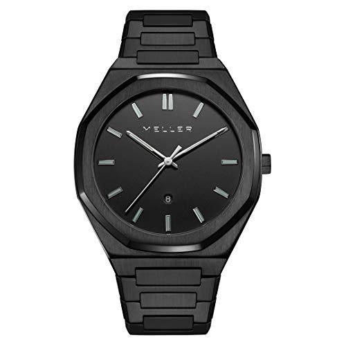 MELLER - Daren All Black - Relojes para hombre y mujer