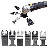 Hoja De Oscilación Hojas de sierra de herramientas oscilantes de herramientas múltiples 20pcs for Fein Black y Decker Bosch