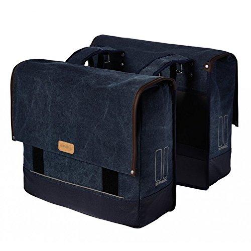 Basil Urban Fold-Double Bag bagagedragertas