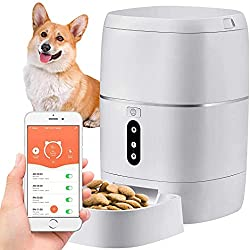 Yakry X12 WiFi Smart Feeder 6L Automatic Cat Feeder Automatic Dog