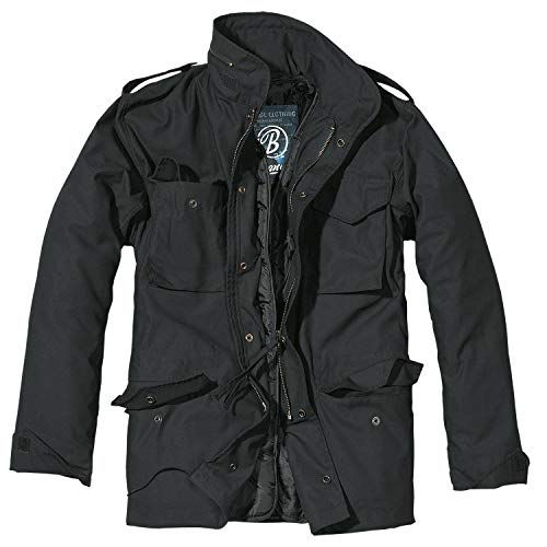 Black Army Jacket Men