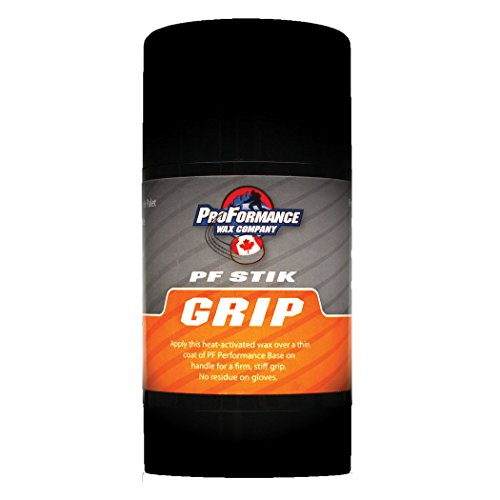 Proformance PF Stik Grip Hockey Stick Wax 90 Grams Twist-up Canister, Handle Grip, Medium tackiness, Improves Stick Control