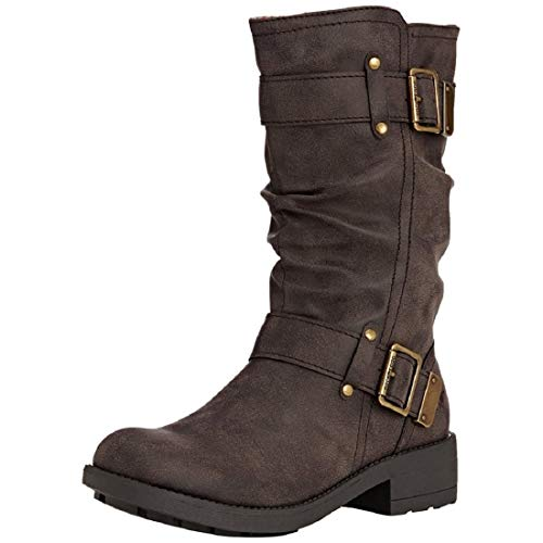 Rocket Dog Women's Trumble Biker Boots