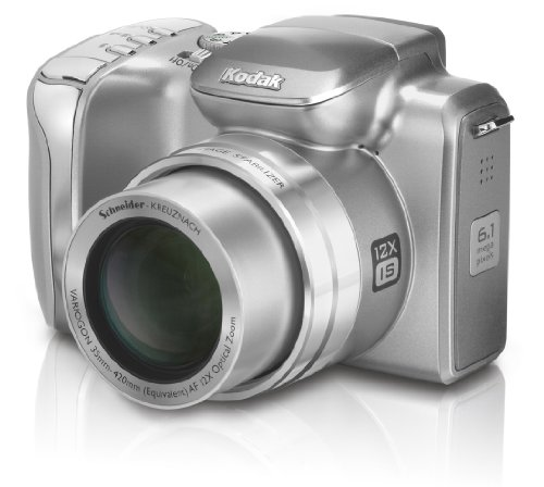 Kodak EasyShare Z612 Digitalkamera (6 Megapixel, 12fach Opt. Zoom)