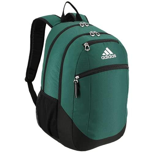 adidas Unisex Striker II Team Backpack, Team Dark Green, ONE SIZE