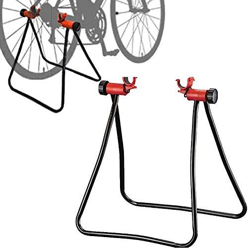 Bicicleta Soporte De Altura Ajustable De Almacenamiento De Bicicletas Portabicicletas Cubo De...