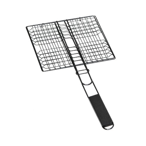 Point-Virgule PVB-BBQ-0213 Double Grille Barbecue 22,5 x 21,5 cm