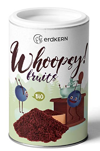 Whoopsy! Fruits - 50 g Bio Frucht Pulver