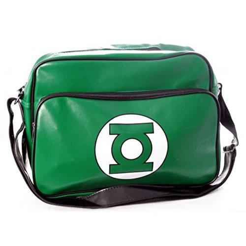 DC Comics groene lantaarn Logo Messenger tas
