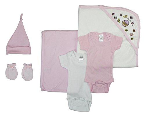 Bambini - Set de regalo para recién nacido de 6 piezas para baby shower
