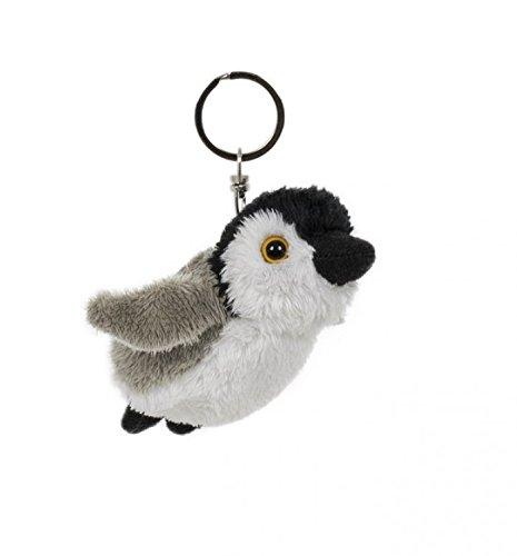 Semo Schlüsselanhänger Pinguin, aus Plüsch, Tier Tiere, Pinguine