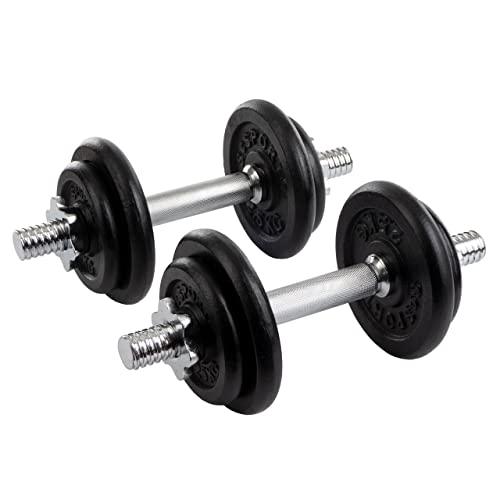 ScSports -   20 kg Hantelset, 2X