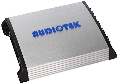Audiotek, 1000W / 4 Canales, Gris