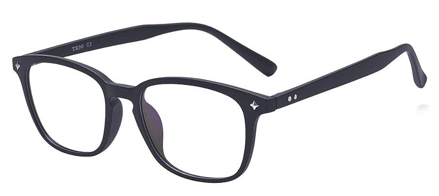 Kelens Blue Light Filter Computer Glasses for Blocking UV Headache Anti Eye Eyestrain TR90 Frame