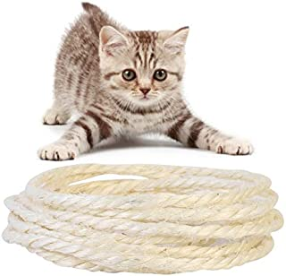 bechtle Sisal Cat Scratcher, S Claw Scratching DIY Pet Sisal Toys Kitten Rope - Sisal Rope Cat, Cat Scratcher Sisal, Sisal Cat Scratching Post, Cat Claw Scratcher, Cat Scratcher