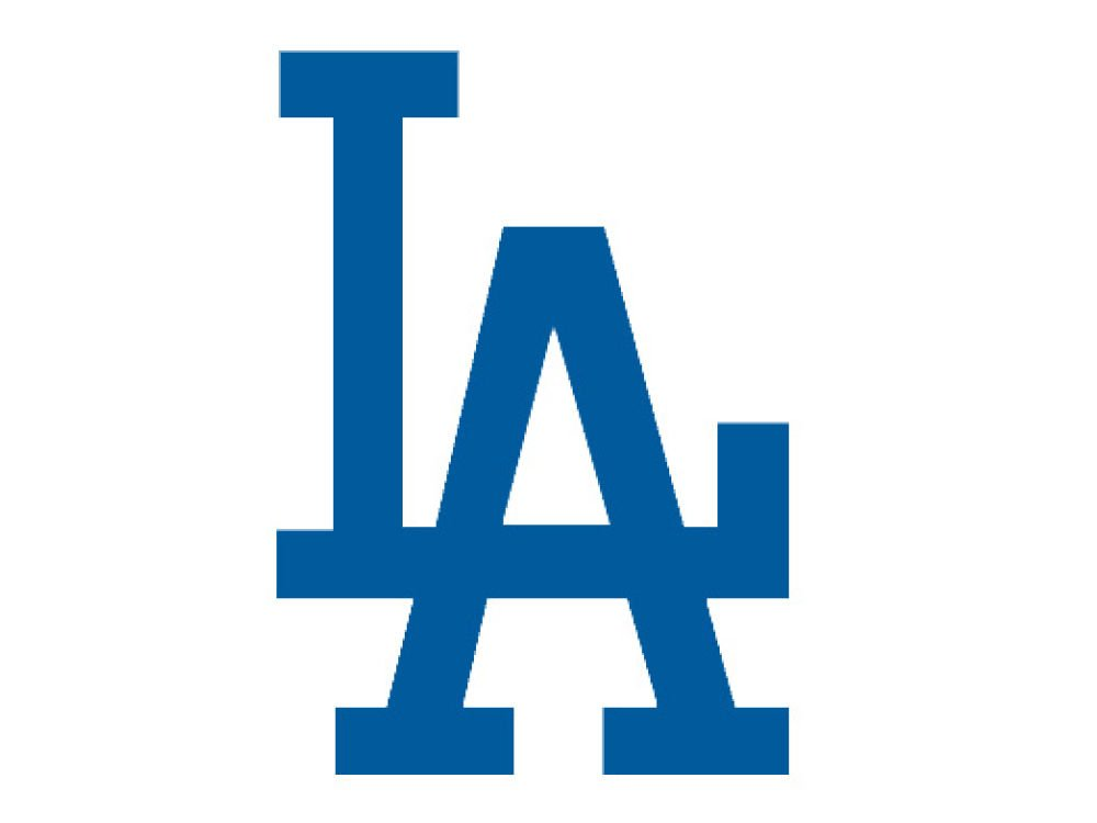 Amazon.com : Rico MLB Los Angeles Dodgers La Logo' Small Static Decal, One  Size : Sports Fan Decals : Sports & Outdoors