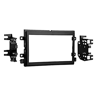 Metra Double DIN Installation Kit for Select 2004-up Ford Vehicles -Black