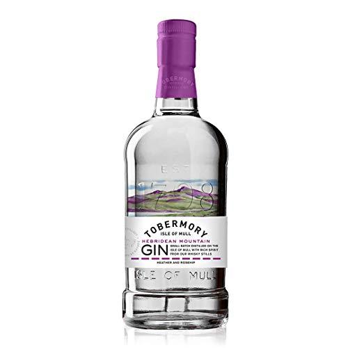 Tobermory Gin Mountain Gin (1 x 0.7 l)