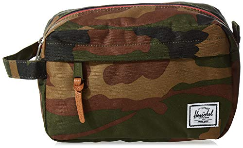 Herschel Chapter Toiletry Kit, Woodland Camo, Classic 5L