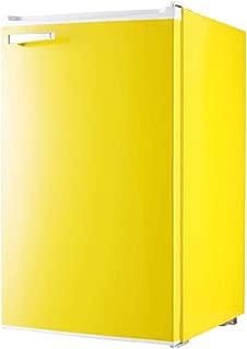 Mini nevera 81 litros Retro refrigerador pequeño Puerta Individual ...
