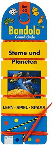 Sterne und Planeten: Bandolo Set 62. Grundschule