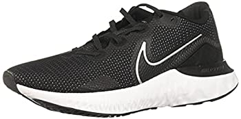 Nike Renew Run Mens Running Trainers CK6357 Sneakers Shoes  UK 10.5 US 11.5 EU 45.5 Black Metallic Silver White 002