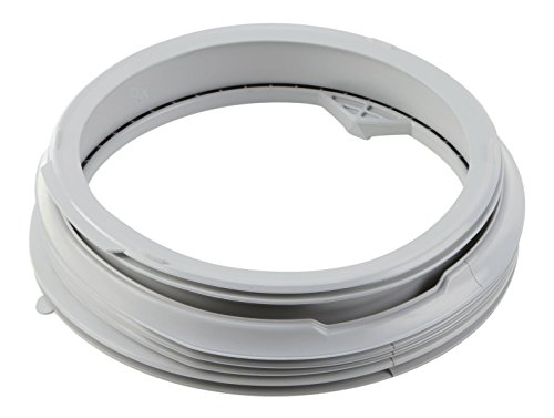DREHFLEX - Türmanschette/Türdichtung/Dichtung/Gummi passend für diverse Waschmaschine von AEG/Electrolux auch Privileg/Matura möglich - passend für Teile-Nr. 110859090-0/1108590900