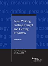Best legal writing getting it right and getting it written Reviews