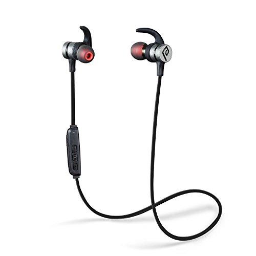 Auricular magnético IPX5 Resistente al agua Parasom A1 Auriculares Bluetooth...