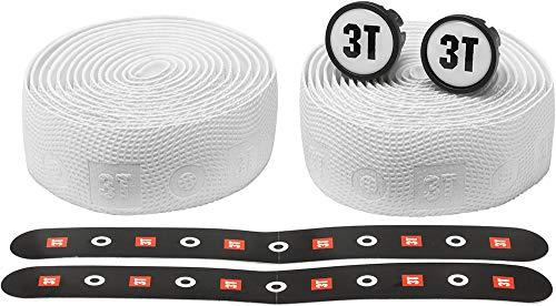 3T Corius 4110ARAW10W Lenkerband Unisex - Erwachsene, weiß, Einheitsgröße