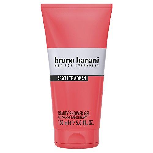 bruno banani Absolute Woman Beauty Shower Gel, 150 ml