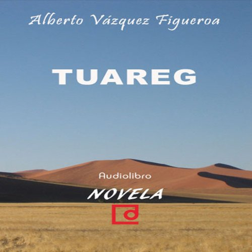Tuareg audiobook cover art
