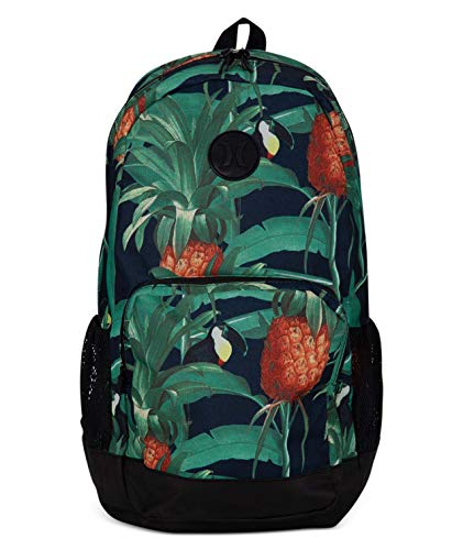 Hurley M Renegade II Costa Rica Backpack Mochilas, Hombre, Blue Force, 1SIZE