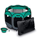 Ruff 'N Ruffus Portable Playpen