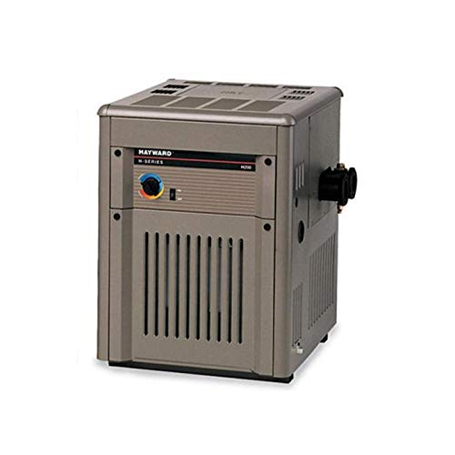 Hayward - H1501C H-Series Natural Gas heat pump- 150,000 BTU for swimming pool