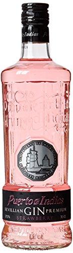 Puerto de Indias - Sevillian Gin Premium Strawberry