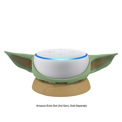 Made for Amazon, featuring The Mandalorian: The Child, Stand for Amazon Echo Dot (3rd Gen)