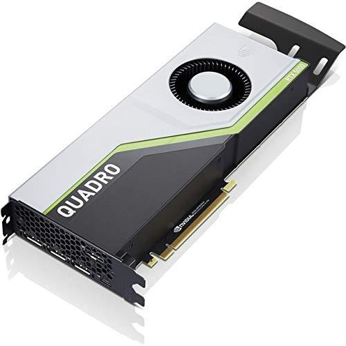 Lenovo Grafikkarte Quadro RTX 5000-16 GB GDDR6 PCIe 3.0 X16-4 x DisplayPort, USB-C