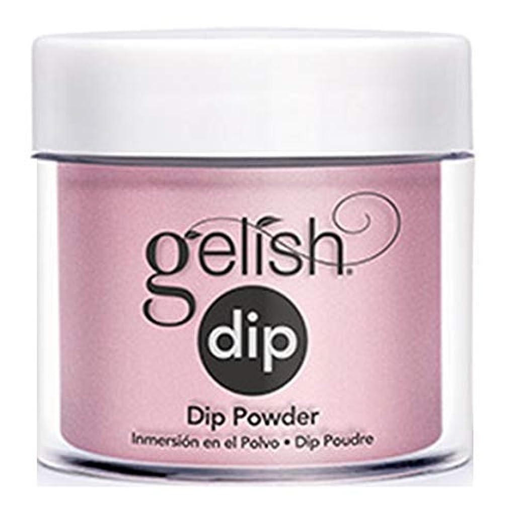 カビ花輪ミッションHarmony Gelish - Dip Powder - The Color Of Petals - Follow The Petals - 23 g / 0.8 Oz