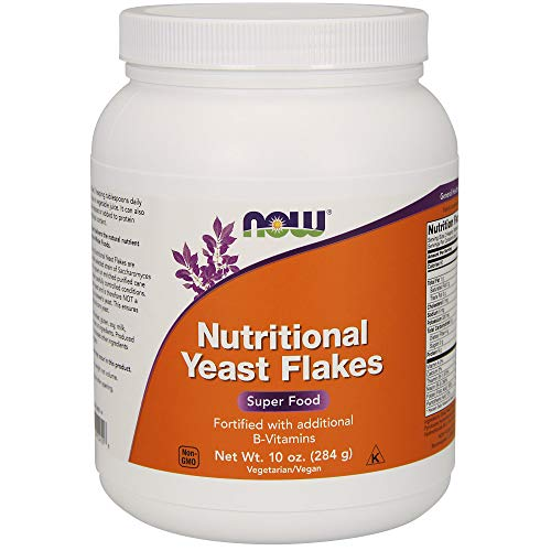 Nutritional Yeast Flakes (284g) - Now Foods
