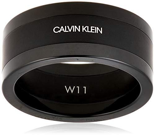 Calvin Klein Strong PVD BLK PO/PVD BLK - Anillo